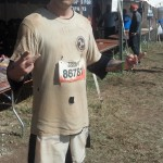 Sifu Mike after running the Tough Mudder in 2012